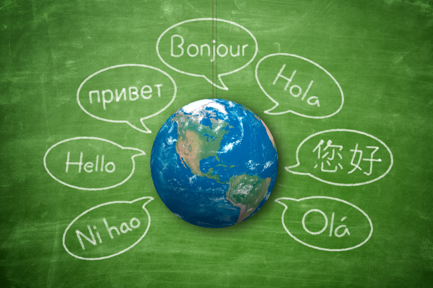 Hello in Various Languages
