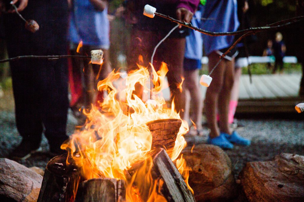 s'more CX camp experience
