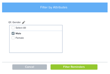 Reminder_filter by attribute